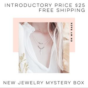 NEW Jewelry Mystery Box | Boutique | 5 Items